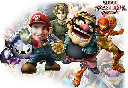 Montajes gratis Mario Bros.