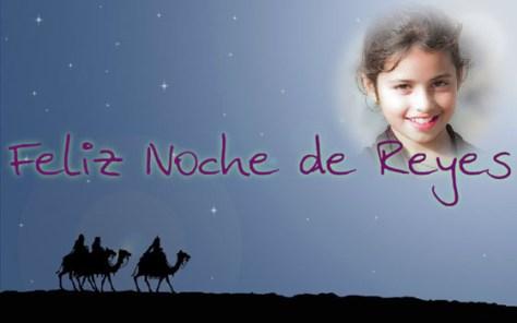 Montaje de Fotos para la Noche de Reyes.