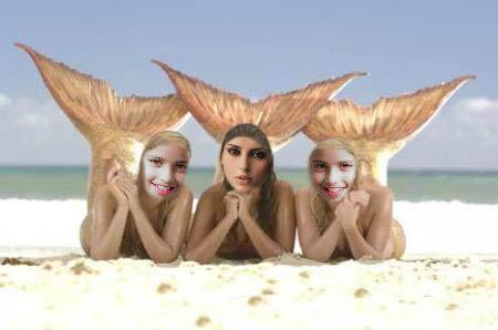 Fotoefectos con Sirenas.