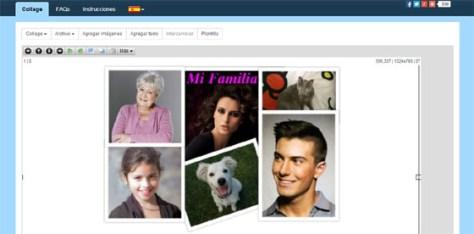 Cómo Hacer Collages online Fácil.