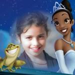 Fotoefectos Princesas y Sapos.