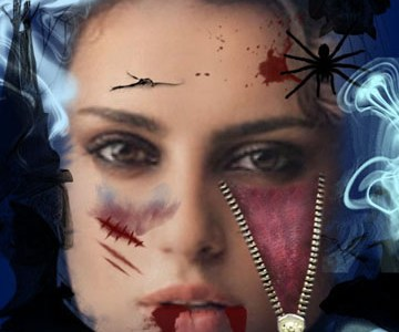 Máscaras de Miedo para Halloween.