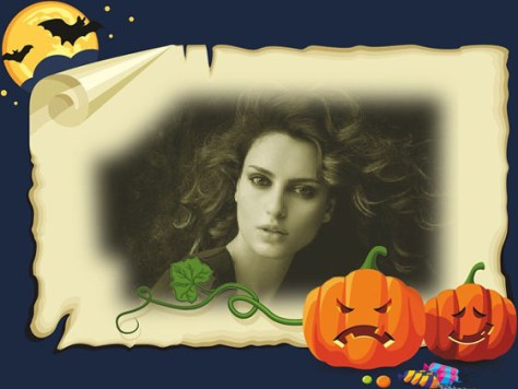 Marcos de Miedo para Halloween.