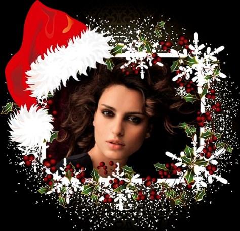 Marcos Navidad Guirnaldas