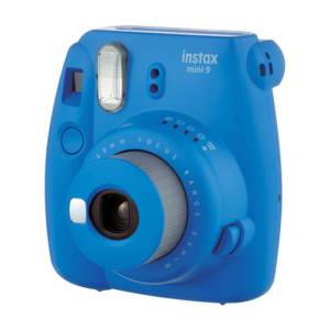 Fujifilm instax mini 9 Instant Film Camera {Cobalt Blue}
