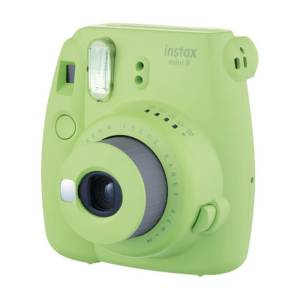 Fujifilm instax mini 9 Instant Film Camera {Lime Green}