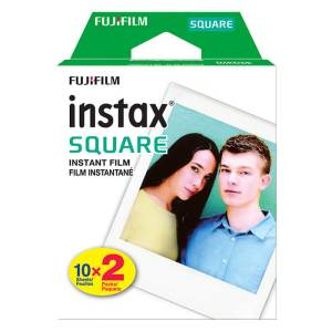 Fujifilm Instax SQUARE Instant Film {20 Exposures}