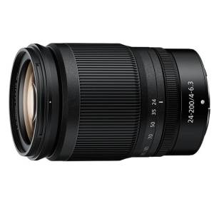 NIKKOR Z 24-200mm f/4-6.3 VR
