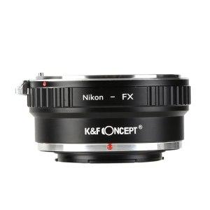 K&F M11111 Nikon F Lenses to Fuji X Lens Mount Adapter
