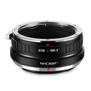 K&F M12184 Canon EF Lenses to Nikon Z Lens Mount Adapter