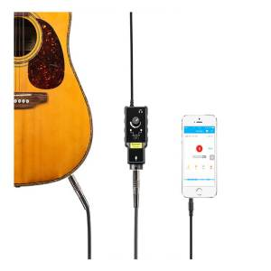 Saramonic SmartRig II Audio Adapter for Professional Microphones/Guitars