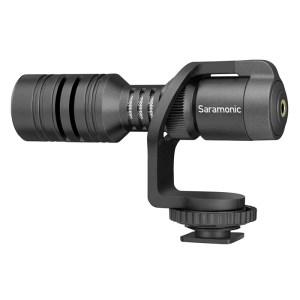 Saramonic Vmic Mini Compact Camera-Mount Shotgun Microphone