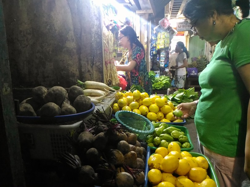 buah sayur pasar pucang