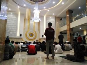 Jamaah Tarawih Ramadan