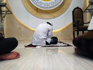 Imam tarawih 23 rakaat ramadan