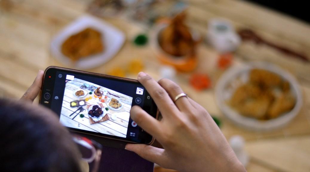 efahmi studio mobile smartphone foodphotography