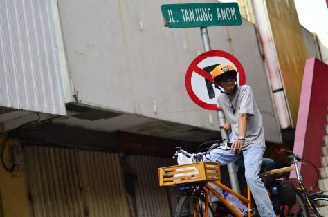 efahmi subcyclist sepeda tanjunganom
