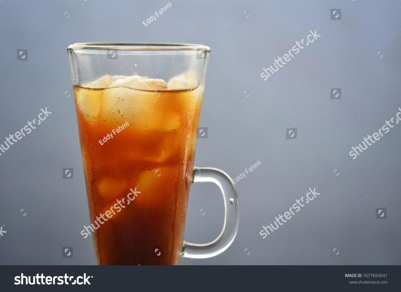 iced long black coffee (americano)