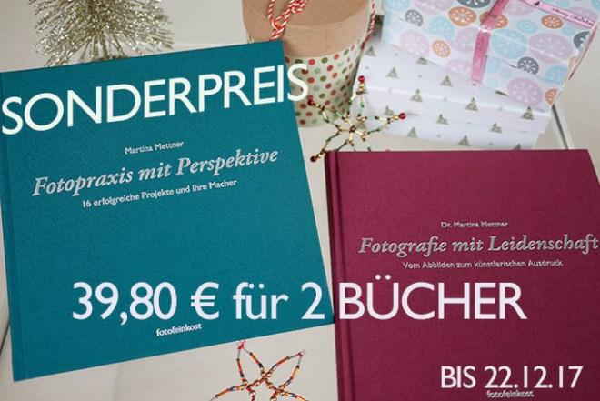 Sonderpreis zu Weihnachten für 2 Bücher