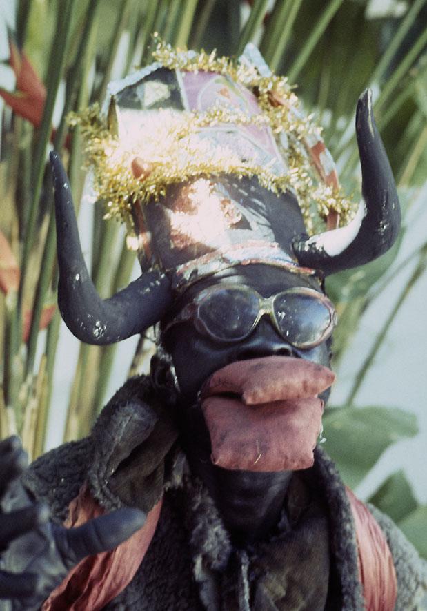 Leonore Mau: Haiti 1972 © Nachlass Leonore Mau, S. Fischer Stiftung