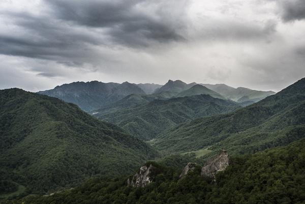 "Khachen Gebirge, Berg Karabach, 2006. Aus ""terra arMEnia"", www.terraarmenia.com"