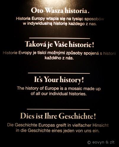 Wystawa Europa