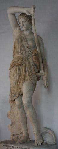 Kopia rzymska uważana za wzorowaną na rzeźbie Kresilasa. Muzea Kapitolińskie, Rzym.
