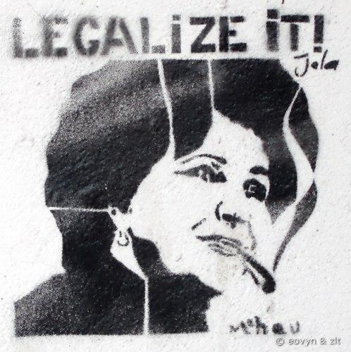 Legalize Jola Kwaśniewska