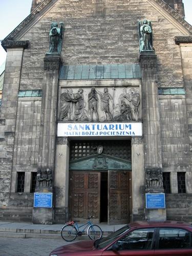 Kościół pod wezwaniem św. Augystyna (II)