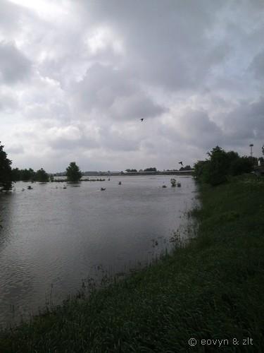 Tyska - powódź 2010