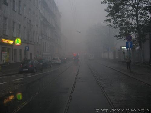 Pożar na Dąbrowskiego (II)