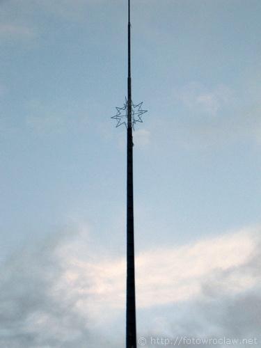 Najwyższa choinka - Iglica (II)