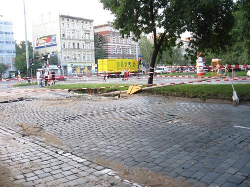 Awaria i wypadek na Zaporoskiej (III)