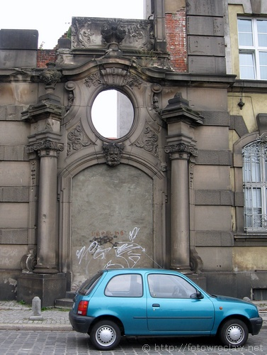 Ruiny na Janickiego (VII)