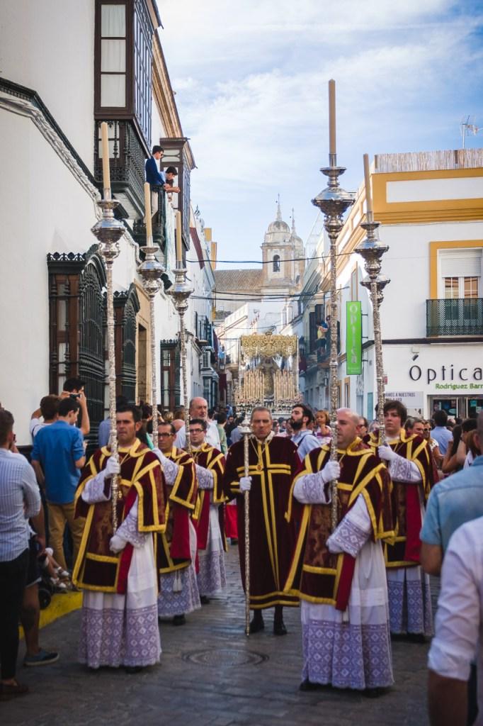 Semana Santa Magna Mariana Marchena Sevilla Virgen de la Palma