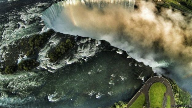 Cataratas del Niágara, Canadá