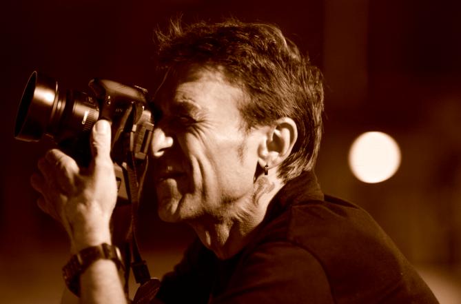 Koldo Carballeda (Foto: Gustavo Bravo. FotoGasteiz)