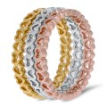 Hearts band open