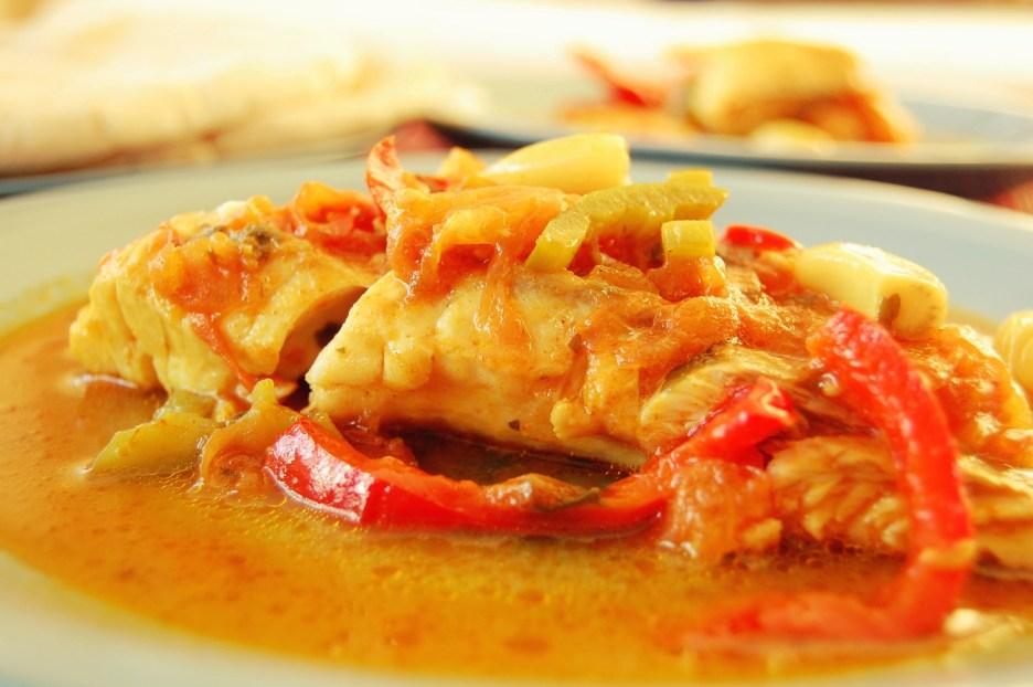 moroccan fish