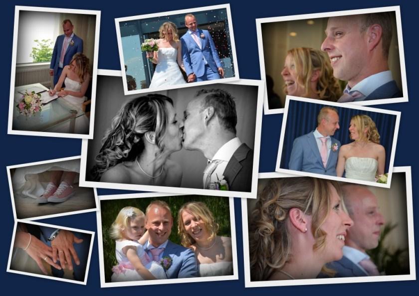 Portfolio goedkope fotograaf bruidsrapportage