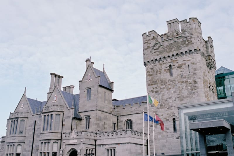 Clontarf Castle in Dublin