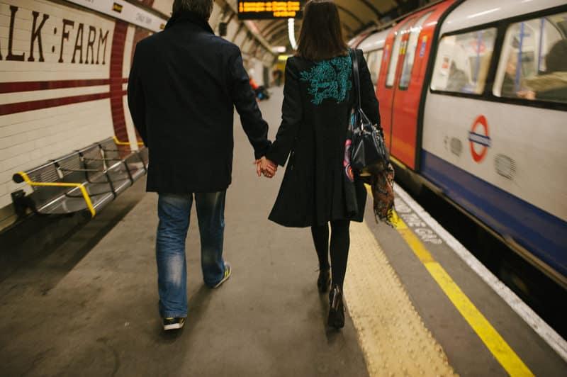 019 Mariana & Roger engagement photographer London