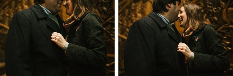 058 Mariana & Roger engagement photographer London