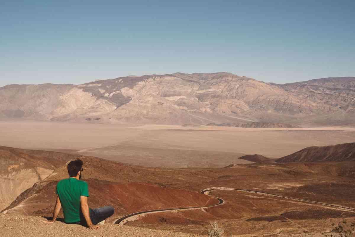 photo shoot at Death Valley
