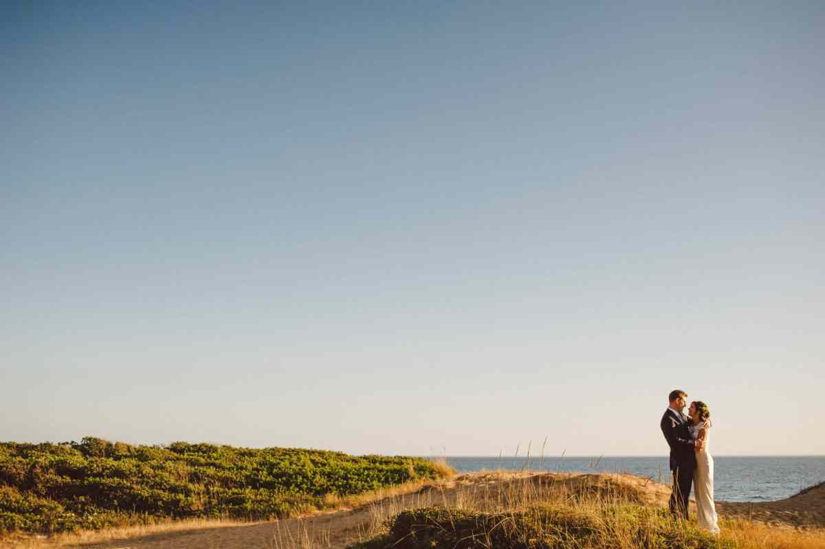 Beach wedding in Algarve