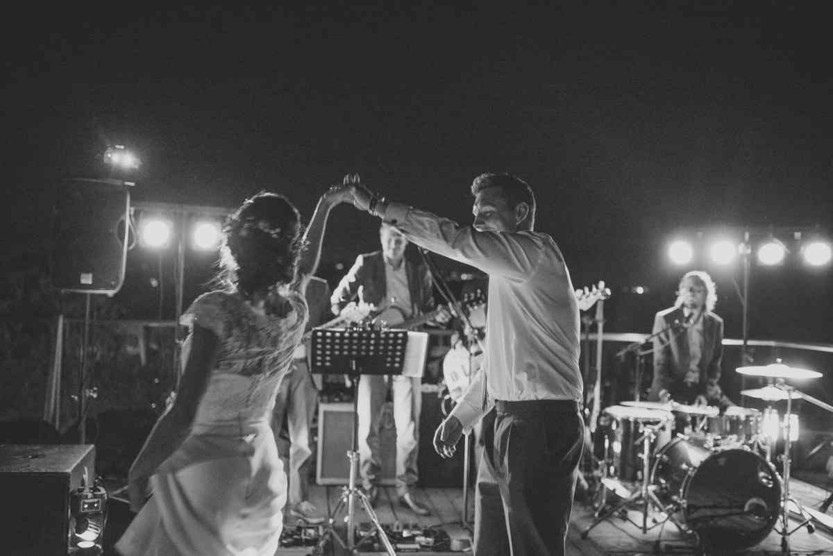 The Originals Algarve wedding band