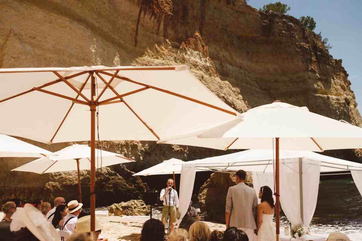 Secret beach wedding Portugal 047