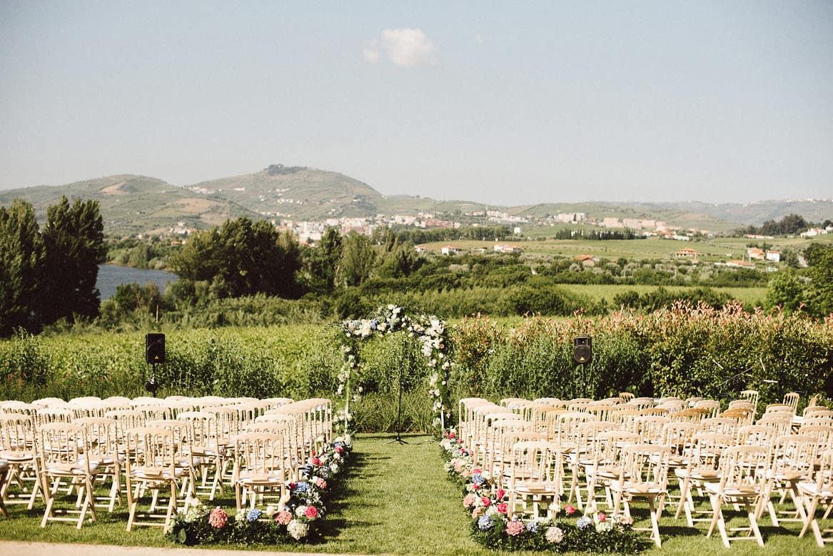 Wedding at Six Senses Douro Valley