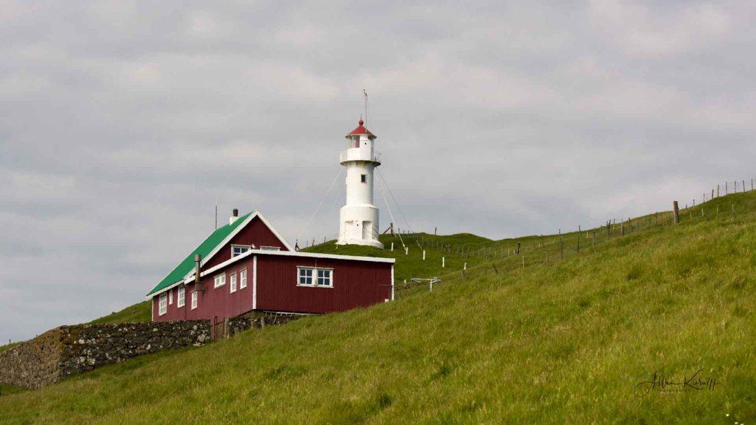 Fyret4 - Tur til Mykineshólmur Lighthouse