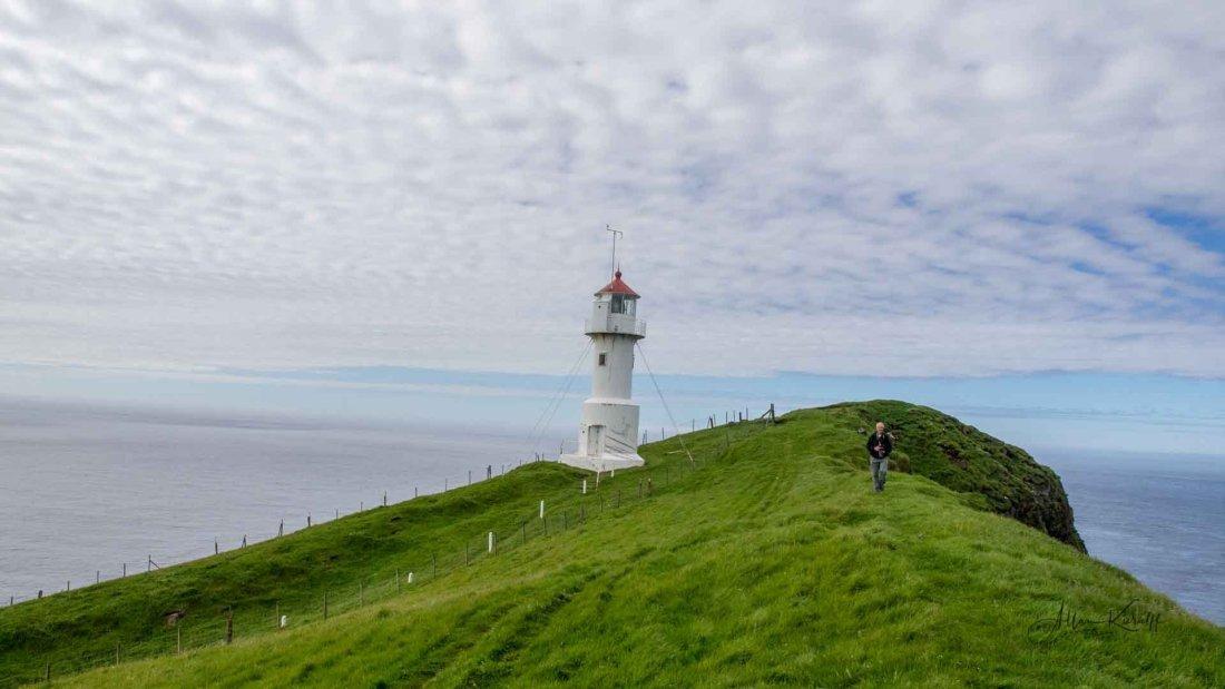 Holmen14 - Tur til Mykineshólmur Lighthouse